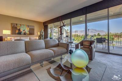 Rancho Mirage Condo/Townhouse Contingent: 900 Islanddrive Drive #308