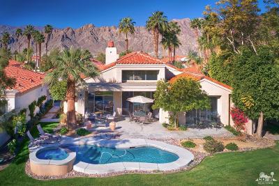 La Quinta Single Family Home For Sale: 56954 Merion