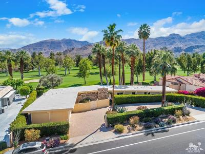 Thunderbird Estates Single Family Home Contingent: 71279 Country Club Drive