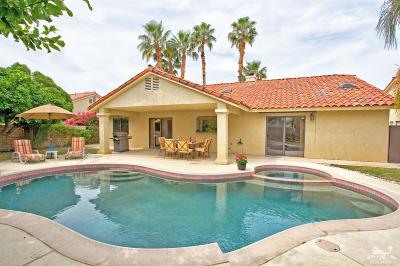 Cathedral City CA Single Family Home Contingent: $339,000