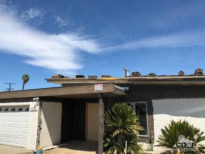 Palm Desert, Indio, Indian Wells, Rancho Mirage, La Quinta, Bermuda Dunes Single Family Home For Sale: 74100 El Cortez Way
