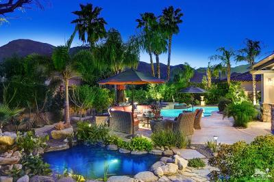 Rancho Mirage Single Family Home For Sale: 9 Ridgeline Way