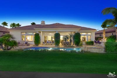 La Quinta Single Family Home Sold: 56465 Mountain View Drive