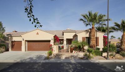Sun City Shadow Hills Single Family Home Contingent: 81559 Camino El Triunfo