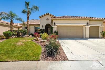 Indio Single Family Home Contingent: 80301 Camino San Mateo