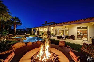 La Quinta Single Family Home For Sale: 81117 Monarchos Circle