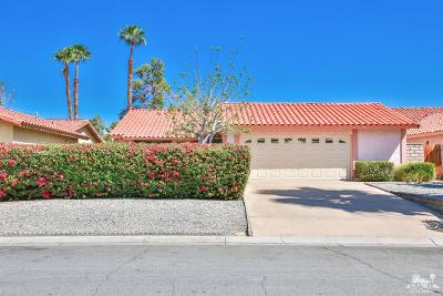 Palm Desert Country Single Family Home Contingent: 76612 Florida Avenue