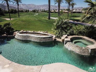 La Quinta Single Family Home For Sale: 51725 Via Sorrento