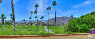 Rancho Mirage Condo/Townhouse Contingent: 1 Leon Way