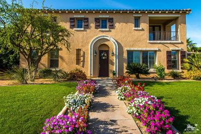 Indio Single Family Home For Sale: 80560 Apple Court