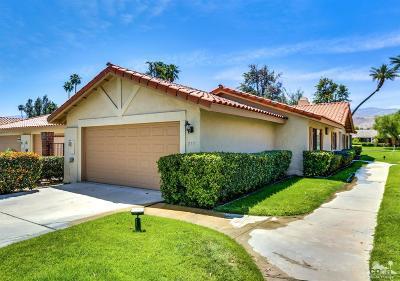 Palm Desert Condo/Townhouse Contingent: 217 Serena Drive