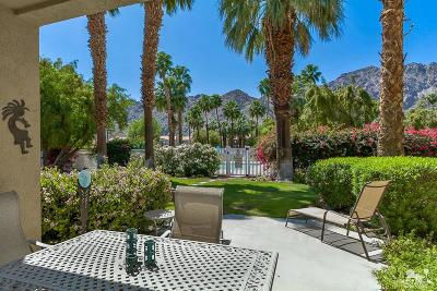 La Quinta Condo/Townhouse For Sale: 55051 Tanglewood