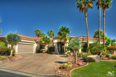 Palm Desert Single Family Home For Sale: 60 Laken Lane