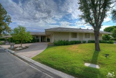 Rancho Mirage Single Family Home For Sale: 5 Creekside Drive