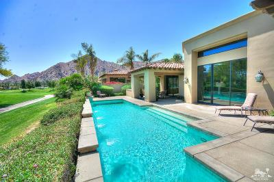 Indian Wells Single Family Home For Sale: 45590 Appian Way Way