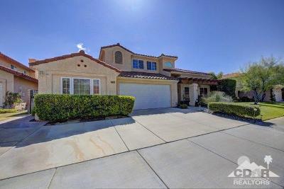 Palm Desert Single Family Home Contingent: 40610 Ventana Court