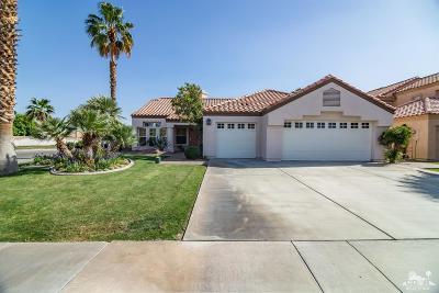 La Quinta Single Family Home For Sale: 78675 Villeta Drive