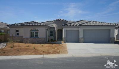 Single Family Home Contingent: 81859 Seabiscuit Way