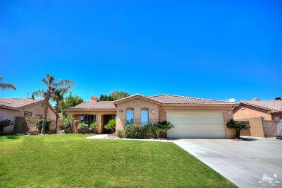 La Quinta Single Family Home For Sale: 44395 Monticello Avenue