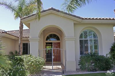 Rancho Mirage Single Family Home For Sale: 5 Varsity Circle