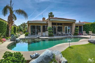 Indian Wells Single Family Home Contingent: 44835 Turnberry Lane