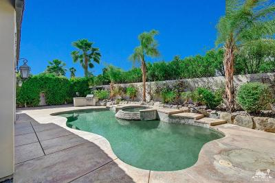 La Quinta Single Family Home For Sale: 80704 Via Glorieta