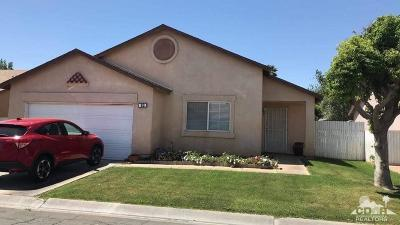 Indio Single Family Home For Sale: 47800 Madison Street #83