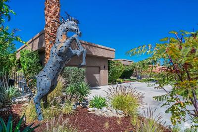Rancho Mirage Single Family Home For Sale: 37011 Palmdale Road