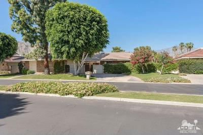Rancho Mirage Single Family Home For Sale: 46 Mayfair Drive