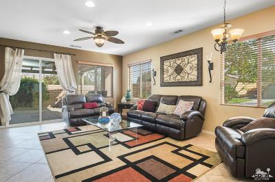 Indio Single Family Home For Sale: 82011 Deniro Court