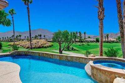 La Quinta Single Family Home For Sale: 56015 Winged Foot