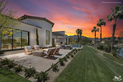 La Quinta Single Family Home For Sale: 80742 Via Pessaro