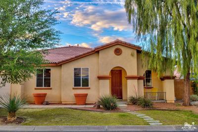 Indio Single Family Home For Sale: 83756 Novilla Drive