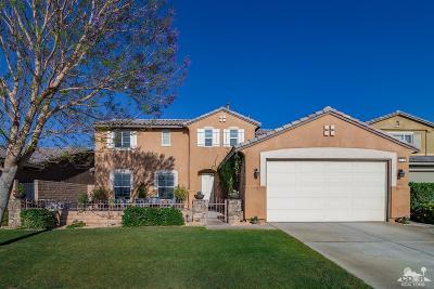 Indio Single Family Home For Sale: 43336 Lago Breeza Drive