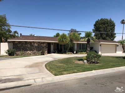 La Quinta Single Family Home For Sale: 79930 Fiesta Drive