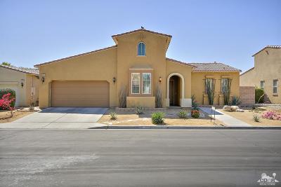 Indio Single Family Home For Sale: 40865 Treasure City Lane