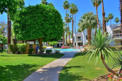 Palm Springs Condo/Townhouse For Sale: 5265 East Waverly Drive #79