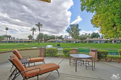Palm Desert Condo/Townhouse Sold: 277 Calle Del Verano