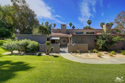 Rancho Mirage Condo/Townhouse For Sale: 516 Desert West Drive