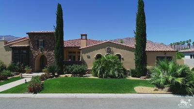La Quinta Single Family Home For Sale: 81089 Monarchos Circle