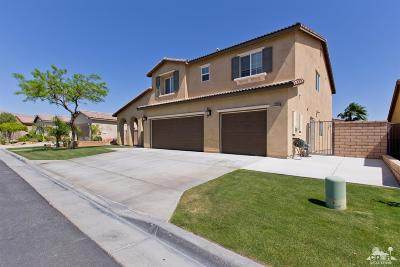 Indio Single Family Home For Sale: 40504 Pine Grove Street