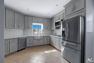 Indio Single Family Home For Sale: 43761 Navajo Street
