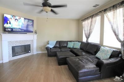Indio Single Family Home For Sale: 80045 Peak Forest Drive