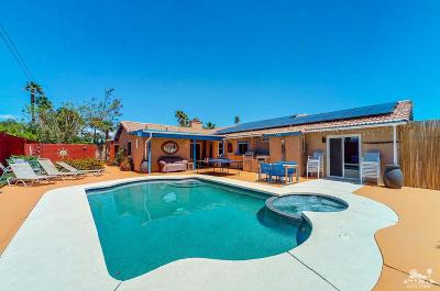 Palm Springs CA Single Family Home For Sale: $649,000
