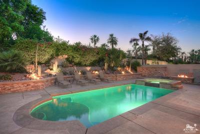 Palm Desert Single Family Home Contingent: 40585 Diamondback Drive