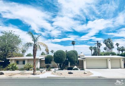Palm Desert Single Family Home For Sale: 73308 Juniper Street