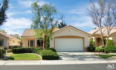 Palm Desert Single Family Home Contingent: 78967 Chardonnay Way