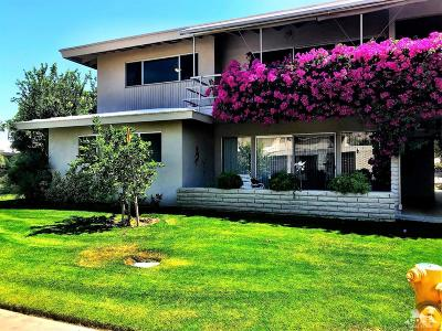 Rancho Mirage Single Family Home Contingent: 69850 Highway 111 #227