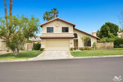La Quinta Single Family Home Sold: 78720 Maracas Court