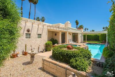 Rancho Mirage Single Family Home Contingent: 38 Sierra Madre Way